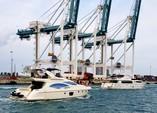 68 ft. Azimut Yachts 68 Plus Cruiser Boat Rental Miami Image 8