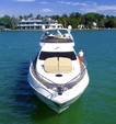 68 ft. Azimut Yachts 68 Plus Cruiser Boat Rental Miami Image 10