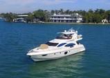 68 ft. Azimut Yachts 68 Plus Cruiser Boat Rental Miami Image 12