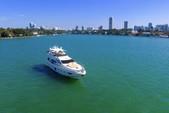 68 ft. Azimut Yachts 68 Plus Cruiser Boat Rental Miami Image 18
