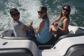 24 ft. Yamaha AR240 High Output  Jet Boat Boat Rental Tampa Image 4