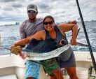 35 ft. Bertram Yacht 35 Sportfish Saltwater Fishing Boat Rental Miami Image 5