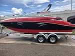 23 ft. Crownline E235 XS Runabout Boat Rental Tampa Image 5