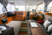 40 ft. Pacemaker Yachts 40 Sport Fisher Cruiser Boat Rental Seattle-Puget Sound Image 3