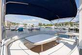 59 ft. Fairline Boats Squadron 58 Flybridge Boat Rental Miami Image 7