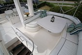 59 ft. Fairline Boats Squadron 58 Flybridge Boat Rental Miami Image 16