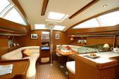 42 ft. Jeanneau Sailboats Sun Odyssey 42DS Cruiser Boat Rental San Francisco Image 4