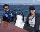 42 ft. Jeanneau Sailboats Sun Odyssey 42DS Cruiser Boat Rental San Francisco Image 5