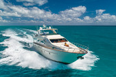 80 ft. Azimut Yachts 80 Carat Flybridge Boat Rental Miami Image 22