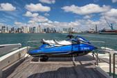 80 ft. Azimut Yachts 80 Carat Flybridge Boat Rental Miami Image 10