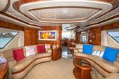 80 ft. Azimut Yachts 80 Carat Flybridge Boat Rental Miami Image 12