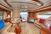 80 ft. Azimut Yachts 80 Carat Flybridge Boat Rental Miami Image 11