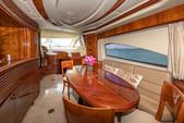 80 ft. Azimut Yachts 80 Carat Flybridge Boat Rental Miami Image 13