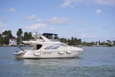 55 ft. Sea Ray Boats 400 Sundancer Axius Motor Yacht Boat Rental Miami Image 12