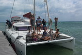 38 ft. Fountaine Pajot Antigua 37 Catamaran Boat Rental Cancun Image 10