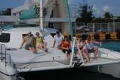 51 ft. Catamaran Cruisers Aqua Cruiser Catamaran Boat Rental Cancún Image 10