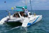 51 ft. Catamaran Cruisers Aqua Cruiser Catamaran Boat Rental Cancún Image 3