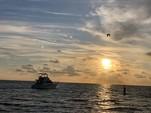 34 ft. Bertram Flybridge Cruiser Offshore Sport Fishing Boat Rental Cancún Image 10