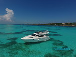 30 ft. Azimut 46 Motor Yacht Boat Rental Cancun Image 9