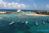 30 ft. Azimut 46 Motor Yacht Boat Rental Cancun Image 12