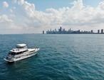 69 ft. Chris Craft 68 Roamer Motor Yacht Boat Rental Chicago Image 10