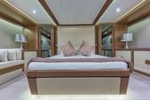 80 ft. Dominator Dominator Flybridge 80 Motor Yacht Flybridge Boat Rental Miami Image 7