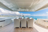80 ft. Dominator Dominator Flybridge 80 Motor Yacht Flybridge Boat Rental Miami Image 17