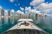 80 ft. Dominator Dominator Flybridge 80 Motor Yacht Flybridge Boat Rental Miami Image 20