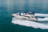 80 ft. Dominator Dominator Flybridge 80 Motor Yacht Flybridge Boat Rental Miami Image 23