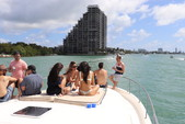 51 ft. Sea Ray Boats 460 Sundancer Cruiser Boat Rental Miami Image 8