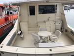 55 ft. Hatteras Yachts 55 Convertible Offshore Sport Fishing Boat Rental Nassau Image 3
