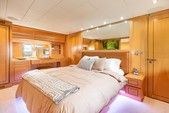 90 ft. leopard 27 Meter Arno Motor Yacht Boat Rental Miami Image 3