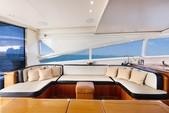 90 ft. leopard 27 Meter Arno Motor Yacht Boat Rental Miami Image 5