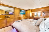 90 ft. leopard 27 Meter Arno Motor Yacht Boat Rental Miami Image 10