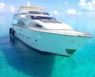 100 ft. Azimut Yachts 100 Jumbo Motor Yacht Boat Rental Miami Image 8
