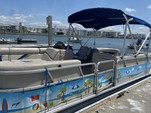 23 ft. Sun Chaser 2300 Pontoon Boat Rental Tampa Image 24