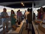 50 ft. Corinthian Power Cat Catamaran Boat Rental Hawaii Image 4