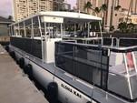 50 ft. Corinthian Power Cat Catamaran Boat Rental Hawaii Image 7