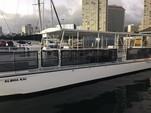 50 ft. Corinthian Power Cat Catamaran Boat Rental Hawaii Image 8