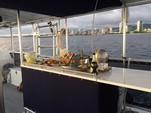 50 ft. Corinthian Power Cat Catamaran Boat Rental Hawaii Image 9