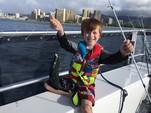 50 ft. Corinthian Power Cat Catamaran Boat Rental Hawaii Image 5
