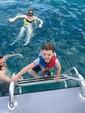 50 ft. Corinthian Power Cat Catamaran Boat Rental Hawaii Image 15