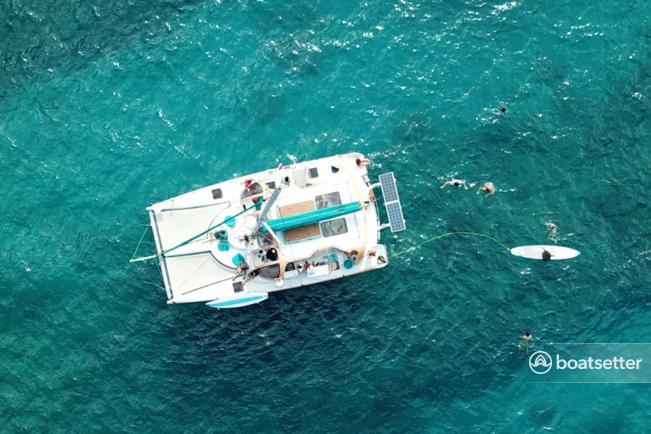 Rent a Scape yacht  catamaran in Honolulu, HI near me