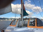 44 ft. Scape Yacht 40' Sail Catamaran  Catamaran Boat Rental Hawaii Image 4