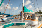 44 ft. Scape Yacht 40' Sail Catamaran  Catamaran Boat Rental Hawaii Image 7