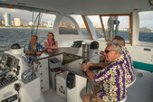 44 ft. Scape Yacht 40' Sail Catamaran  Catamaran Boat Rental Hawaii Image 10