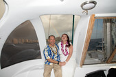 44 ft. Scape Yacht 40' Sail Catamaran  Catamaran Boat Rental Hawaii Image 5