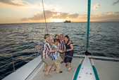 44 ft. Scape Yacht 40' Sail Catamaran  Catamaran Boat Rental Hawaii Image 8