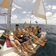 43 ft. Jeanneau Sailboats Sun Odyssey 43DS Sloop Boat Rental Hawaii Image 5