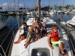 43 ft. Jeanneau Sailboats Sun Odyssey 43DS Sloop Boat Rental Hawaii Image 7